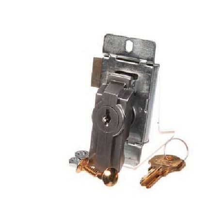 Siemens ECQFR1 Right Hand Flush Lock Replacement Kit