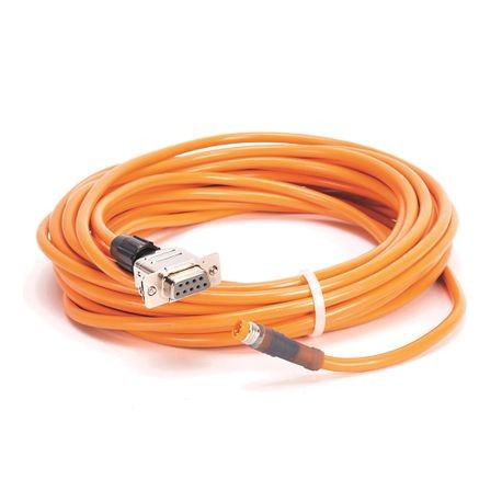 10M RS 232 configuration cable