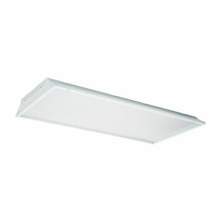 Simkar TY Lensed Semi-Specular Reflector Troffer Lighting Fixture, 4 ...
