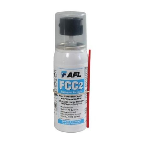AFL® FCC2-00-0902 Enhanced Formula Fiber Optic Connector Cleaner