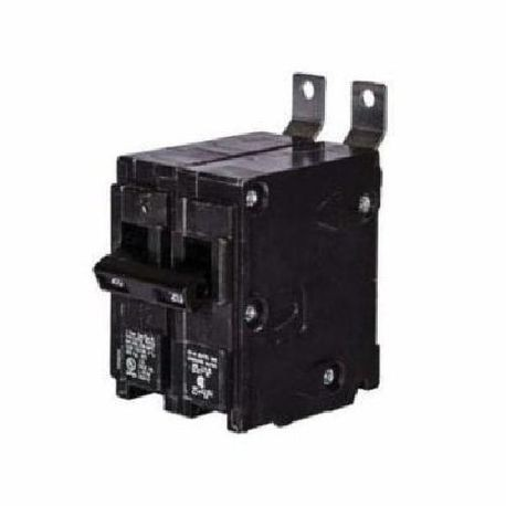 Siemens SpeedFax™ B22001 Molded Case Circuit Breaker With Insta-Wire, 120/240 VAC, 25 A, 10 kA Interrupt, 2 Poles, Thermal Magnetic Trip