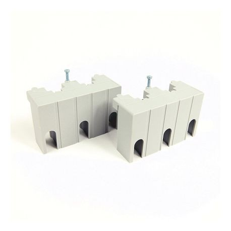 194R Disconnect Switch Accessories, 60A Terminal Shield (three terminals)