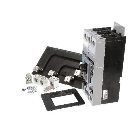 Siemens MBKFD3250 Main Breaker Mounting Kit With Breaker, 250 A, 3 Pole, 65 kA at 240 VAC, 35 VAC at 480 VAC Interrupt Rating, For Use With FXD6 Breaker in P1 Original Panelboard