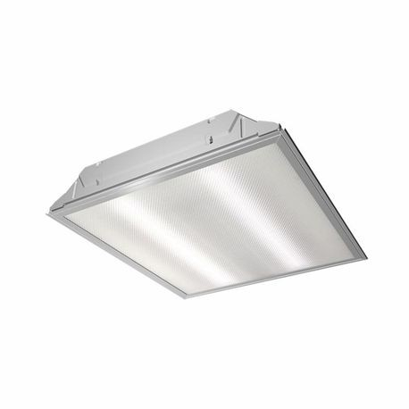 Simkar ETY Energy Efficient Troffer Lighting Fixture, 3 T8 ...