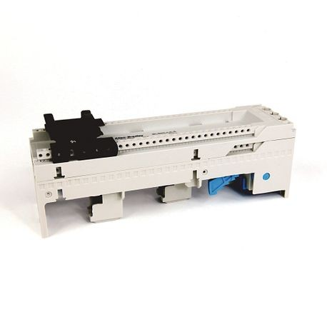 141A MCS Mounting System Adapter Modules, MCS Iso Busbar Module, 54mm x 200mm, No Electrical Connections, MCS Specific Top Hat Rail