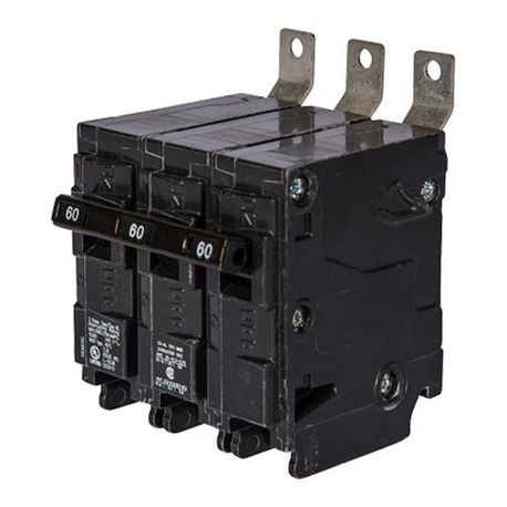 Siemens SpeedFax™ B330HF Molded Case Circuit Breaker With Insta-Wire, 240 VAC, 30 A, 22 kA, 3 Poles, Thermal Magnetic Trip