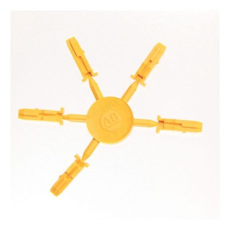 1492 Terminal Block Accessories Coding Element (Yellow)