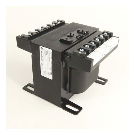 1497B - CCT, 500VA, 240x480V 60Hz Primary-120/240V Secondary, 0 Primary - 0 Secondary Fuse Blocks