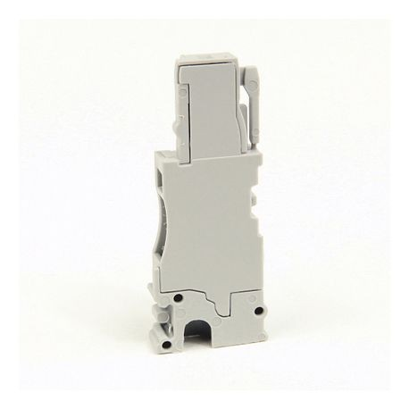 1492 Terminal Block Accessories Ganged Connector End Plug (Grey)