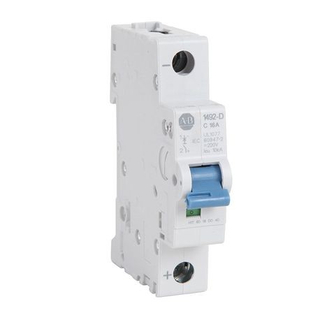 1492-D Miniature Circuit Breakers, Trip Curve C, 1-Pole, 40 A