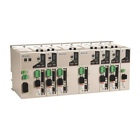 Rockwell Automation 2093-ASP06: Kinetix 2000 Shunt Module (Power Rail Mountable)