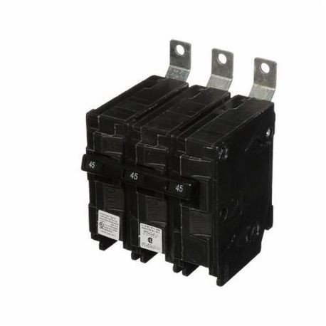 Siemens SpeedFax™ B340HH Molded Case Circuit Breaker, 240 VAC, 40 A, 65 kA Interrupt, 3 Poles, Thermal Magnetic Trip
