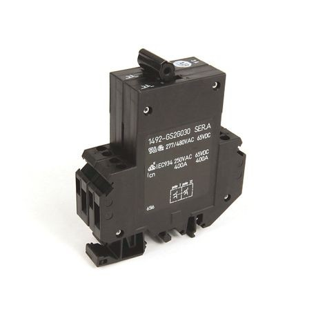 1492-GS Miniature Circuit Breaker, 2-pole, 3.0 A
