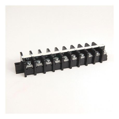 1492 Panel Mount Block, High temperature, 1-Pole, wire clamp, 35 Amp, (Qty. of 100)