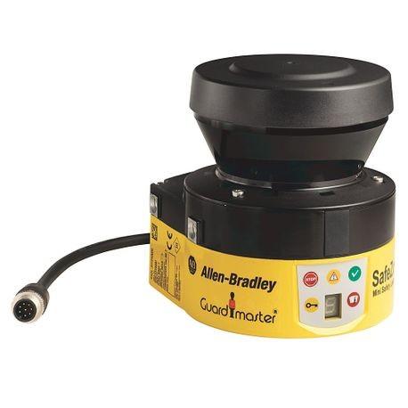 SafeZone Mini safety laser scanner, 2 meter safety field