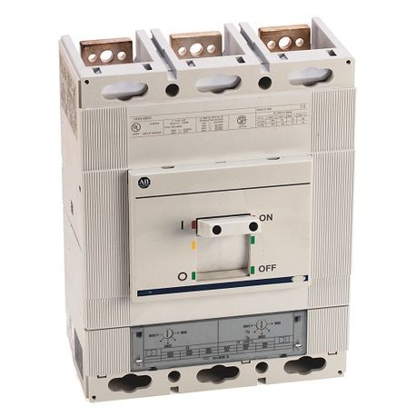 140G - Molded Case Circuit Breaker, M frame, 65 kA, T/M - Thermal Magnetic, Rated Current 800 A