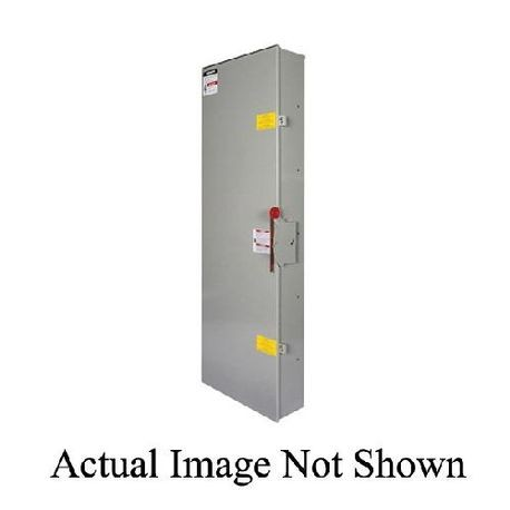 Siemens FDS06L Flange Mount Fixed Depth Left Switch Operator, For Use With: 60 A Type MCS Low Voltage OEM Disconnect Switch, Specifications: NEMA 1/3/3R/12 Enclosure