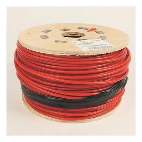 125m Polypropylene covered steel cable