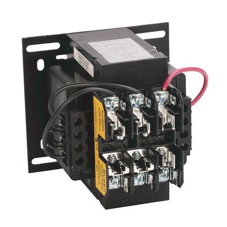 1497 - CCT Multi-Tap Transformer, 250VApcNone, 380V / 400V / 415V Primary, 115V/230V 50Hz Secondary, 0 Pri - 0 Sec Fuse Blocks, No Cover/ No Sec. Fuse