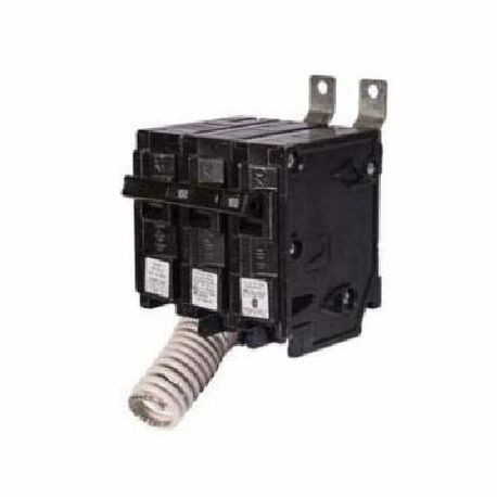 Siemens SpeedFax™ B24001 Molded Case Circuit Breaker With Insta-Wire, 120 VAC, 40 A, 10 kA Interrupt, 2 Poles, Thermal Magnetic Trip