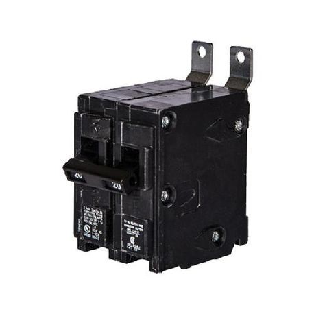 Siemens B2125HH Type HBL Molded Case Circuit Breaker, 120/240 VAC, 25 A, 65 kA Interrupt, 2 Poles, Thermal Magnetic Trip