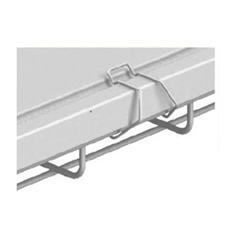 CABLOFIL® CVN Cover Clip, For Use With Wire Mesh Cable Tray, 4 in H ...
