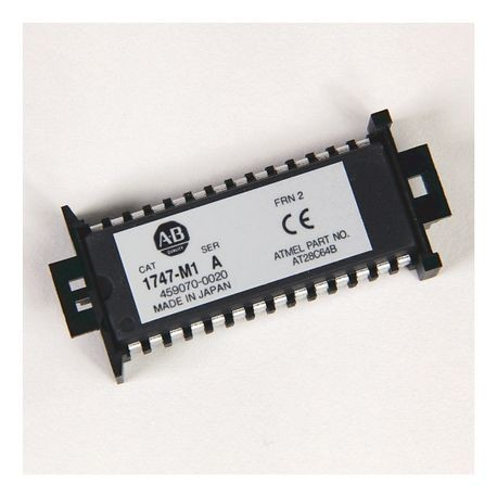 1746 SLC System, EEPROM Memory Module Adapter For 1747-M11, -M12