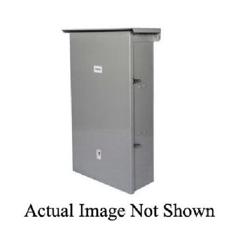 Siemens Murray IR4040L1200CU High Circuit Main Lug Rock Solid Load Center Interior, 120/240 VAC, 200 A, 1 Phase