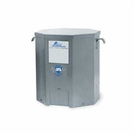 Acme Electric® T2535173S Dry Distribution Transformer, 240/480 VAC Primary, 120/240 VAC Secondary, 15 kVA, 60 Hz, 1 Phase