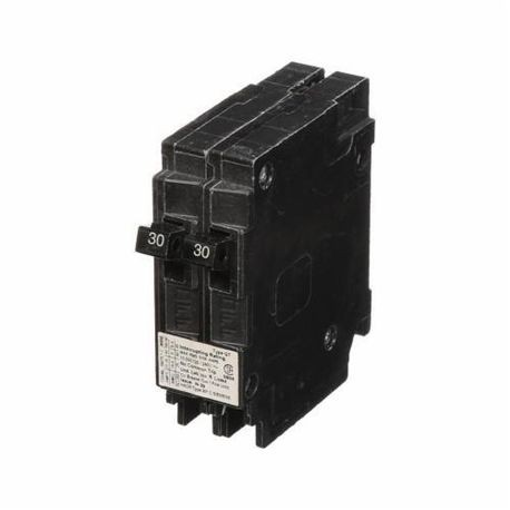 Siemens Q330H00S01 Q Series Low Voltage Molded Case Circuit Breaker With Insta-Wire, 240 VAC, 30 A, 22 kA Interrupt, 3 Poles, Thermal Magnetic/Shunt Trip
