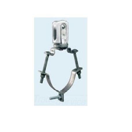 Tiffin Insulators 6913 Universal Reinforced Wire Holder, 3 to 4 in ...