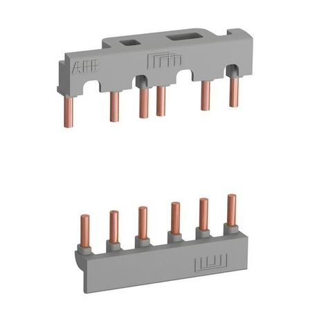 ABB BER38-4 Reversing Connection Kit, For Use With 3 Pole AF26(Z) Through AF38(Z) Left Side Contactor and AF26(Z) Through AF38(Z) Right Side Contactor