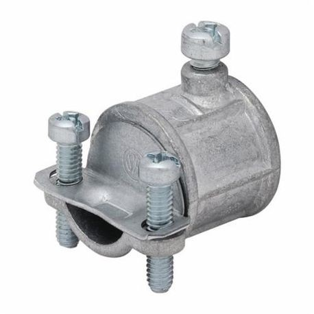 Madison Electric L-153 Conduit Combination Coupling, 1/2 in, For Use With  3/8 in EMT/Flexible Metal Conduit