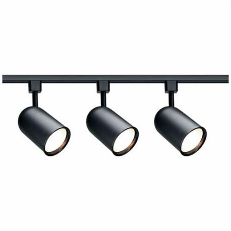 Nuvo By Satco Tk323 Transitional Track Lighting Kit R30 Incandescent Lamp Bullet Cylinder Head