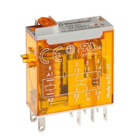 Finder 46 Industrial Miniature Standard General Purpose Relay 8 A