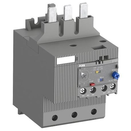 ABB EF65-70 Electronic Self-Supplied Thermal Overload Relay, 70 A, 1NO-1NC Contact Form