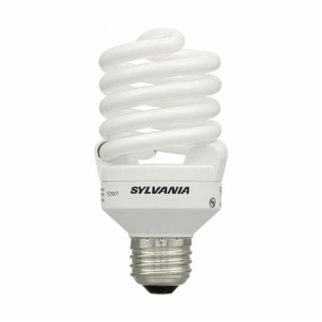 Sylvania 26943 Compact Fluorescent Lamp, 13 W, Medium CFL Lamp ...