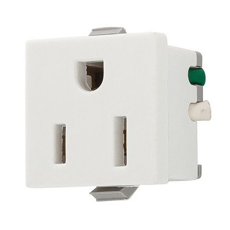 Amazing Cooper Wiring Wiring Devices Snap In Receptacle 125 Vac 15 A 2 Wiring 101 Mecadwellnesstrialsorg