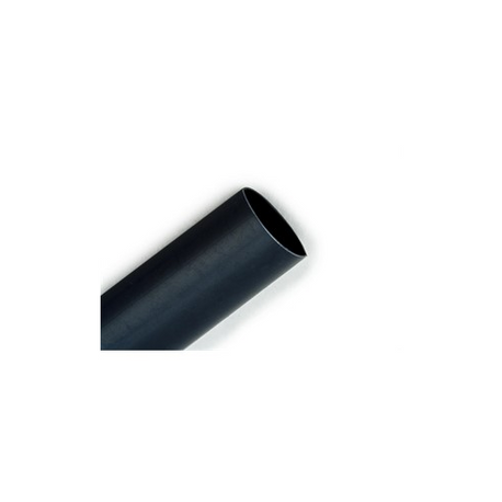 3M™ 054007-40065 Flexible Heat Shrink Tubing, 3/4 in ID Expanded, 3/8 in ID Recovered, 0.03 in Wall THK Recovered
