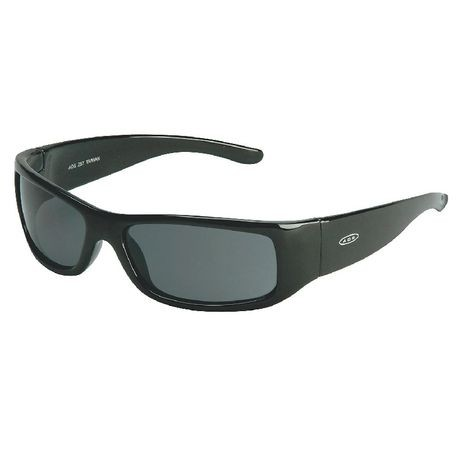 3M, Moon Dawg™, Safety Glass, Gray Anti-Fog Lens, Black Frame, 20/Case