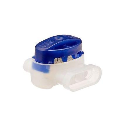 Scotchlok™ 314U Flame Retardant Tap Connector, 22 - 14 AWG, Tin Plated Brass