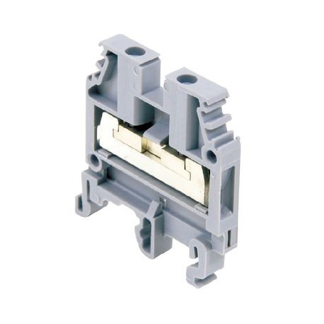 ABB Entrelec® 011520622 MTC6 Solution Thermocouple Terminal Block, 500 VAC, 22 to 10 AWG Wire, DIN Rail Mount
