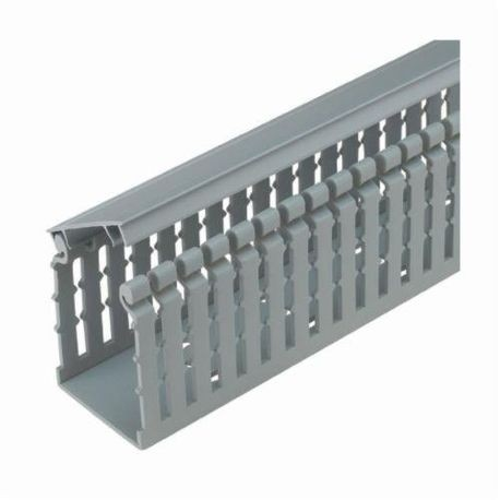 panduit hn2x3lg6 type hn hinged cover slotted wall wiring duct 0 2 rh stateelectric com panduit wiring duct cover wiring duct cover 40mm