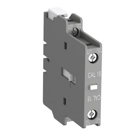 ABB CAL18-11 Auxiliary Contact Block, 690 VAC, 16 A