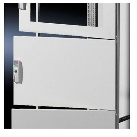 Rittal 9672168 Partial Door With Viewing Window, 800 mm H x 600 mm W, For  Use With TS Series IP54 Enclosure, Carbon Steel