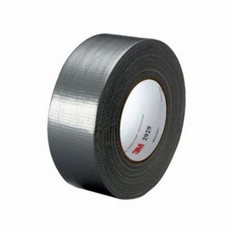 3M™ 2929 General Purpose Duct Tape, 1.88 in W x 50 yd Roll L, 5.5 mil THK, Silver