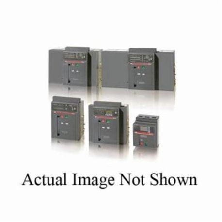 ABB D4HHMWG00A000XX SACE Emax Low Voltage Power Breaker, 600 to 635 VAC, 4000 A, 3 Poles