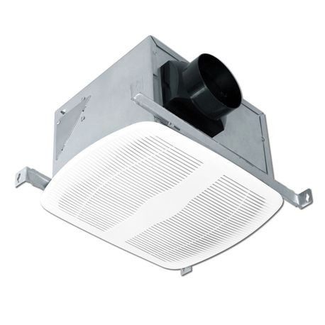 Air King® AS Exhaust Fan, 50 cfm, 3 in Duct, 48 W, 120 V, 0.9 A, Domestic