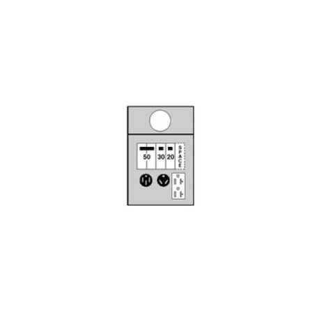 Midwest® R075C010 Ringless Metered Power Outlet Pedestal, 120/240 ...