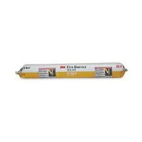 3M™ 15WB+ Economical Fire Barrier Sealant, 10.1 fl-oz Cartridge, Paste, Yellow